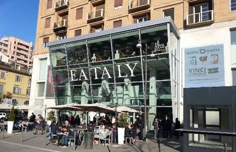 Marmoresina per Eataly Milano, Teatro Smeraldo