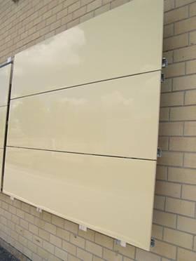 Lastre da esterno ventilate Marmoresina