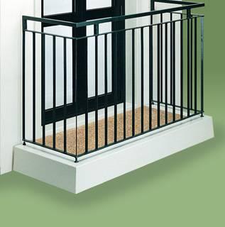 Frontale per balcone in Marmoresina