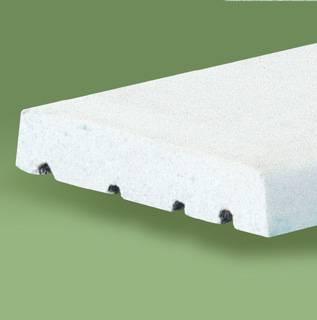 Coprimuro piatto Serie CP in Marmoresina