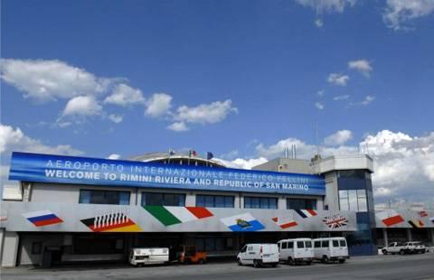 Marmoresina per Aeroporto federico fellini Rimini